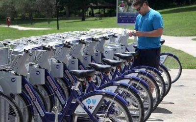 Blue Bike Program